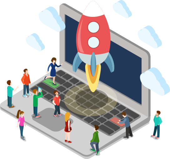 image for campaign creation and management under sales lead generation
