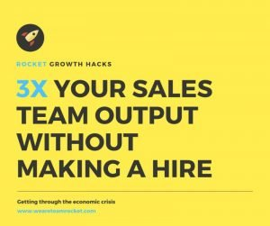 3X Your Sales Team Output